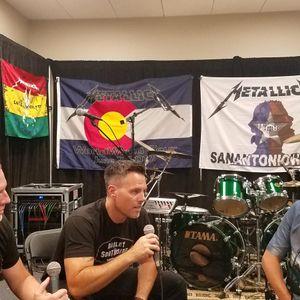 Interview with Kirk Hammett of Metallica