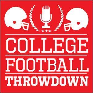 College Football Throwdown Episode 53: Nebraska vs. Penn St. Recap and Week 12 Summay