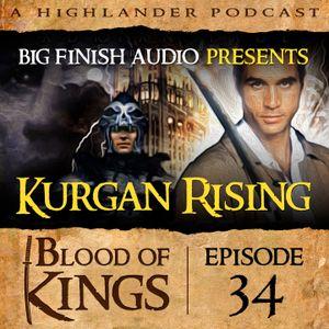 Blood of Kings: A Highlander Podcast Episode 34: KURGAN RISING…A Big Finish Audiobook Review
