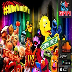 #WhoWouldWin: The Muppets Vs. Sesame Street