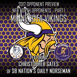 2017 Opponent Preview #11 - Minnesota Vikings