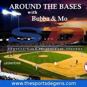 Around the Bases with Bubba & Mo EP 29 - Chris Cotillo