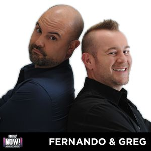 Fernando And Greg's Daily Podcast | 09-19-2017 | 8am - 9am