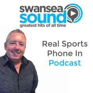 Swansea Sound's Real Sports Phone In 05.01.18