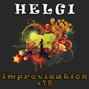 Helgi - Improvisation #18 Progressive House Time