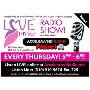 The Love Thyself Radio Show 7/27/17