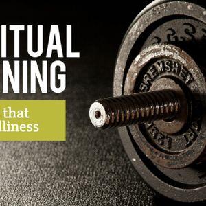 Spiritual Exercise #4 - Silence & Solitude - Audio