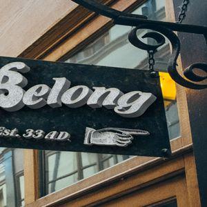 Belong - Week 3 - David Smith