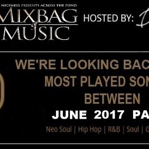 Part 4 of 10 review of JUNE Top 50 Most Played Floradio Mixbag of Music Show
