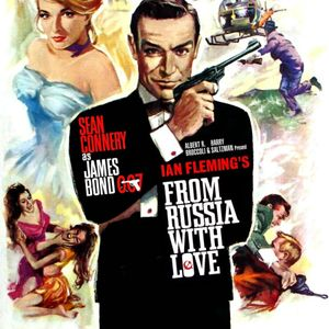 From Geek Out With Love: From Russia With Love