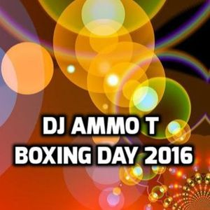 DJ AMMO T BOXING DAY MAKINA MIX 2016