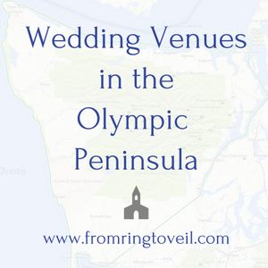 #134 - Olympic Peninsula Wedding Venues
