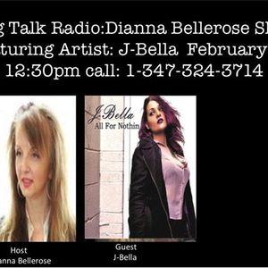 Empowering and Inspiring Women Globally- All for Nothin, Singer J-Bella