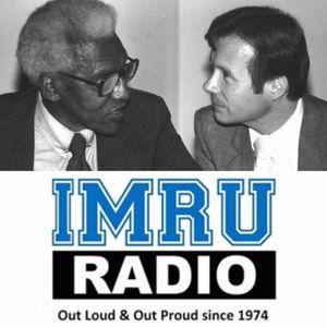 IMRU Podcast: Walter Naegle, surviving partner of civil rights icon Bayard Rustin.