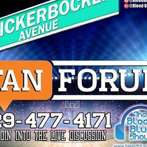 Knicerbocker Ave Fan Forum - Fall Ball