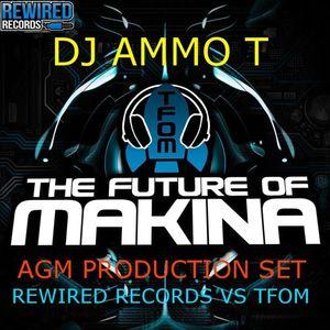 DJ AMMO T AGM PRODUCTION SET TFOM VS REWIRED RECORDS 1 MIX EACH