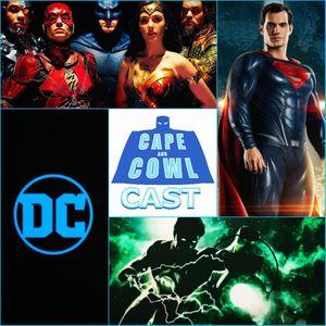 Cape and Cowl Cast #78 - DC Comics SDCC 2017 Round-Up & Future Talk