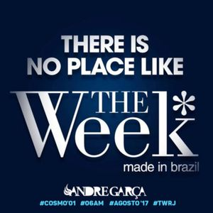 DJ Andre Garca COSMO 01 6AM The Week Rio august 2017