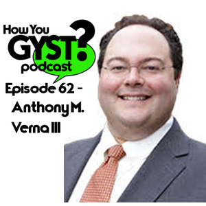 Episode 62 - Anthony M. Verna III (Law and Business Podcast)
