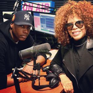 The Bobby Simmons Show - Alfa Anderson Interview