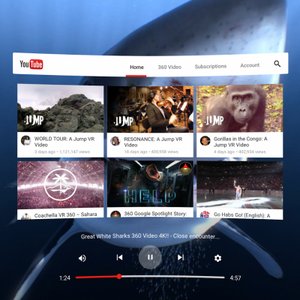 #526: YouTube VR Wants to Find the Next Billion Dollar Genre That Hasn't Been Created Yet