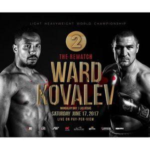Ward vs Kovalev Rematch: Debate & Predictions! #MayweatherMcGregor Talk!