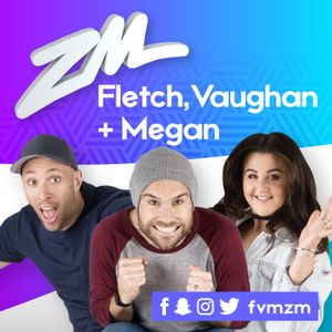 ZM's Fletch, Vaughan & Megan Podcast - July 10 2017
