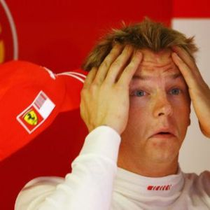 Kimi Raikkonen Finally Wins Something