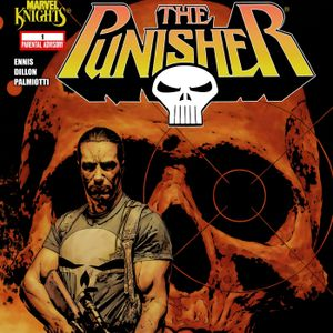Source Material #141: Punisher: Welcome Back Frank (Marvel, 2000)