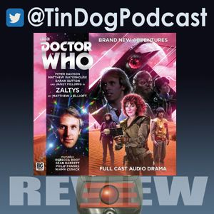 TDP 659: Doctor Who Main Range 223 - ZALTYS from @BigFinish