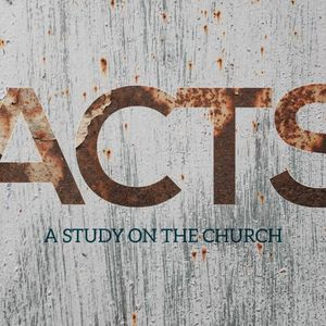 ACTS - A Study on the Church - The Story's End Is Only The Beginning - Audio