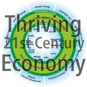 Thriving Economy: Not Rocket Science - Kate Raworth #220