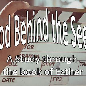 God Behind the Scene: A Step of Faith