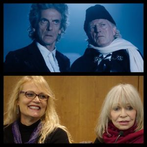 Tim's Take On: Episode 394(Doctor Who Christmas Special trailer/Katy Manning & Daphne Ashbrook at Th