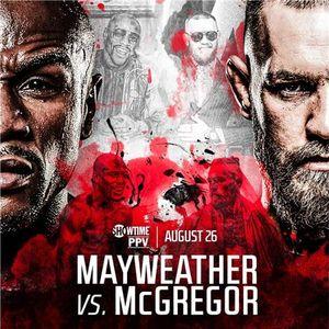 #MayweatherMcGregor Predictions! Nate Jones Mayweather Camp & Crawford at 147!