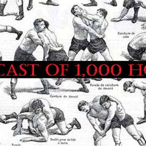 Podcast of 1000 Holds Ep 26: Tired Ramblings about Wrestling