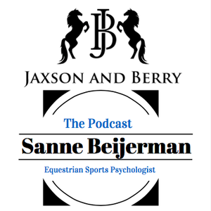 Podcast # 25: Interview with Sanne Beijerman
