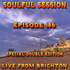 Soulful Session, Zero Radio 12.8.17 (Episode 186) LIVE From Brighton with DJ Chris Philps