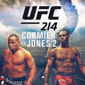 #164 - UFC 214: Jones vs DC 2 Edition of #HalfTheBattle
