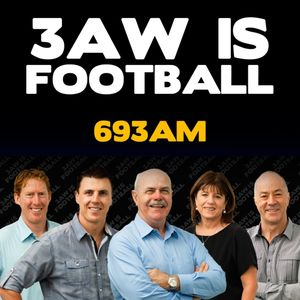 3AW Sunday Football: Pre-game Coverage (July 9, 2017)