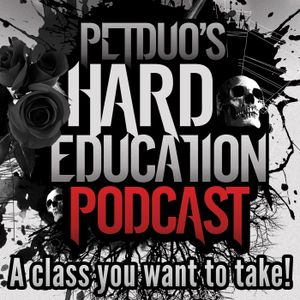 PETDuo's Hard Education Podcast - Class 69 - Special Alex TB & Buchecha