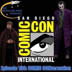 Episode 199: COMIC CONversation