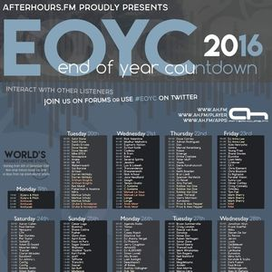 Mark Sherry - Afterhours #EOYC 2016 Mix (3 hour special)