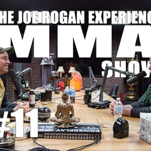 JRE MMA Show #11 with John Danaher by The Joe Rogan