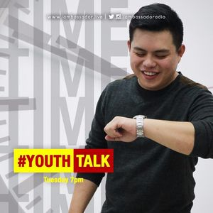 Youth Talk 89 - Time Management | 14 November 2017