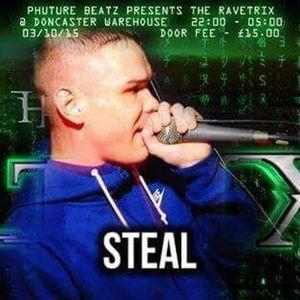 DJ Pegzy MC Steal Live Recording