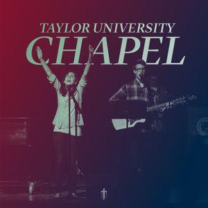Taylor University Chapel - 11-06-17 - Alan Briggs