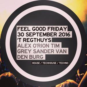 Live at Feel Good Friday [30_09_2016]