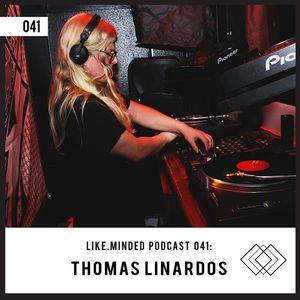 Like.Minded Podcast 041: Thomas Linardos
