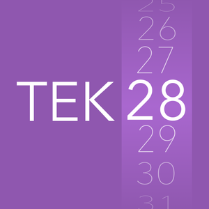 TEK28 Podcast - EP023 - If You Can Fold It, You Have Sold It